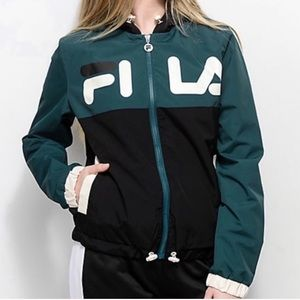 FILA windbreaker jacket